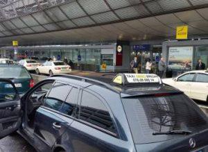 taxi in Breda