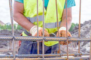 Staal in de bouw gebruiken